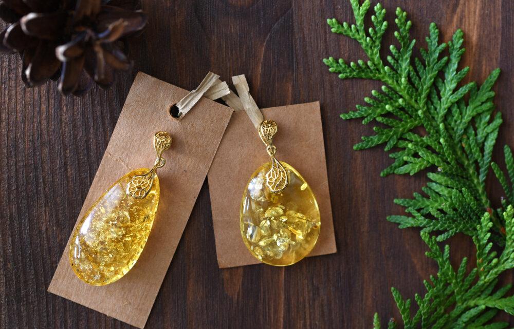 Bijoux d'ambre : allier tendance, originalité et bien-être