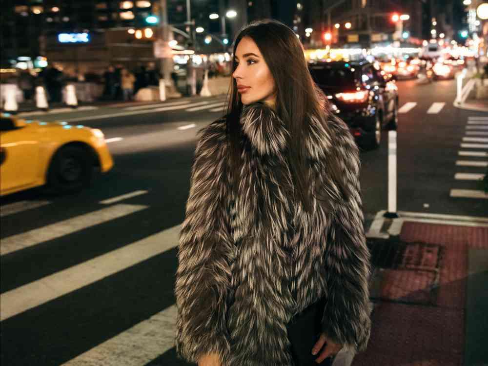 Karl Lagerfeld : la fourrure c'est chaud, c'est sexy !